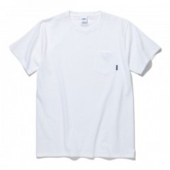 "RADIALL Tシャツ ""PLAIN CREW NECK POCKET T-SHIRT"" (White)"