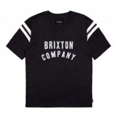 "★30%OFF★ BRIXTON Tシャツ ""BARSTOW S/S TEE"" (Black)"