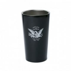 "CRIMIE カップ ""CR THERMOS CUP 420ml"" (Black)"