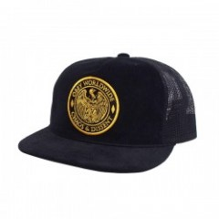 "OBEY キャップ ""CHAOS TRUCKER"" (Black)"