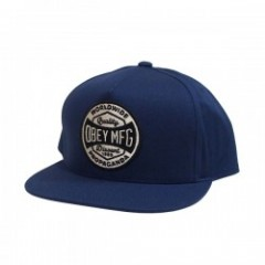 "OBEY キャップ ""WORLDWIDE DISSENT SNAP"" (Navy)"