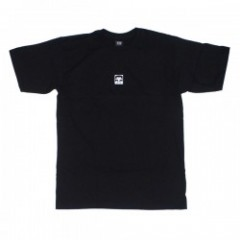 "OBEY Tシャツ ""HALF FACE"" (Black)"