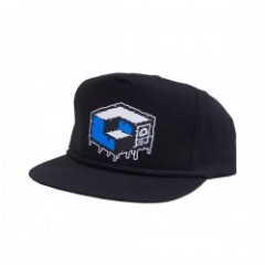 "MxMxM×CONSOLIDATED ""MAGICAL CUBE MISFITS CAP""Black"