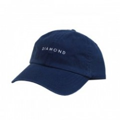 "Diamond Supply Co. ""LEEWAY SPORTS HAT SU17"" (Navy)"
