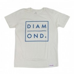"★30%OFF★ Diamond Supply Co. ""OUTLINE TEE"" Cleam"