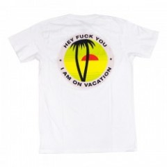 "Diamond Supply Co. Tシャツ ""VACATION TEE"" (White)"