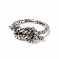 "ANIMALIA リング ""REEF KNOT RING-SILVER925"""