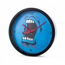 "SANTA CRUZ 時計 ""SCREAMING WALL CLOCK"""
