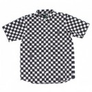 "MxMxM ""MxMxM DORO CHECKER SHIRT"" (White)"