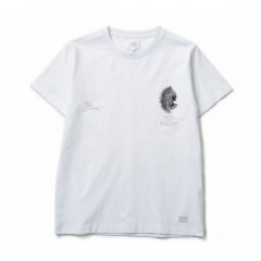 "★30%OFF★ CRIMIE Tシャツ ""GYPSY T-SHIRT"" (White)"