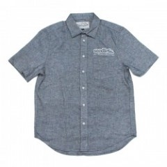 "seedleSs ""SD COTTON HEMP STRETCH SHIRTS"" (Gray)"