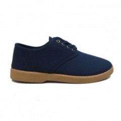 "KINGSTON UNION MFG スニーカー ""THE WINO"" (Navy/Gum)"