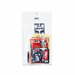 "OBEY ステッカーパック ""STICKER PACK 4"""