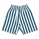 "COOKMAN ショーツ ""CHEF SHORT PANTS"" (Wide stripe / Navy)"