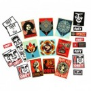"OBEY ステッカーパック ""STICKER PACK 5"""