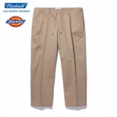 "RADIALL×DICKIES ""LADE BACK EASY PANTS"" (Beige)"