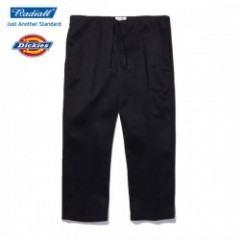 "RADIALL×DICKIES ""LADE BACK EASY PANTS"" (Black)"