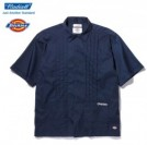 "RADIALL×DICKIES ""LADE BACK O.C. SHIRT S/S"" (Navy)"