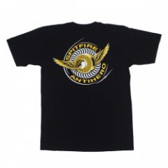 "SPITFIRE x ANTIHERO Tシャツ ""CLASSIC EAGLE TEE"" (Blk)"