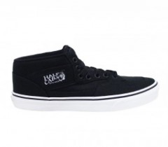 "VANS ""HALF CAB"" (14oz CANVAS) Black"