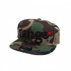 "range ""RANGE ORIGINAL SNAP BACK CAP 2"" (Woodland)"