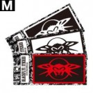 "BLACKFLYS ステッカー ""PHANTOM LOGO STICKER"" M"