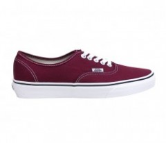 "VANS ""AUTHENTIC"" (Cordovan/True White)"