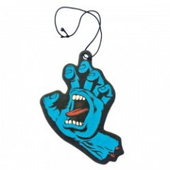 "SANTACRUZ エアフレッシュナー ""SCREAMING HAND AIR FRESHNER"""