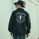 "CRIMIE コーチジャケット ""MARIA COACH JACKET"" (Black)"