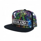 "seedleSs キャップ ""treetopX SNAP BACK CAP"""