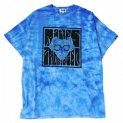 "MINOS Tシャツ ""PSYCHEDELIC MINOS CRYSTAL TEE"" (Blue)"