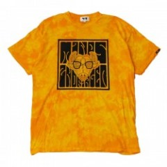 "MINOS Tシャツ ""PSYCHEDELIC MINOS CRYSTAL TEE"" (Gold)"