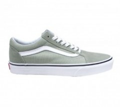 "VANS ""OLD SKOOL"" (Desert Sage/True White)"