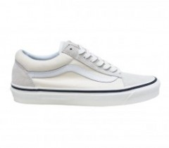 "VANS ""OLD SKOOL 36 DX"" (ANAHEIM FACTORY) Classic White"