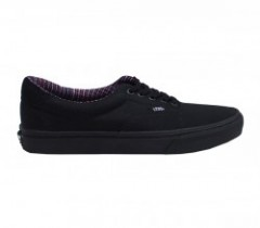 "★30%OFF★ VANS ""ERA 59"" (CORD & PLAID) Black/Black"
