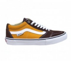 "VANS ""TNT SG"" (ANTI HERO) Brown/Trujilo"