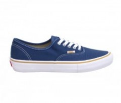 "VANS ""AUTHENTIC PRO"" (ANTI HERO) Blue/Stranger"