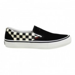 "VANS ""SLIP-ON PRO"" (Thrasher) Black/Checkerboard"