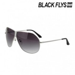 "★SALE★ BLACKFLYS ""FLY DRIP"" (S.SIL/SMK SIL MIRROR)"