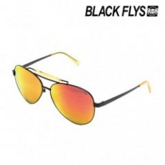 "★SALE★ BLACKFLYS ""FLY DUKE"" S.BLK/SMK ORG REVO MR"