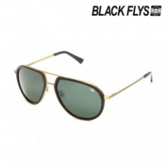"★SALE★ BLACKFLYS ""FLY COUNT"" (S.TORT:A.GOLD/GRN)"
