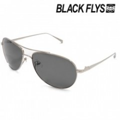 "★SALE★ BLACKFLYS ""FLY FORCE"" (S.SILVER/SMK POL)"