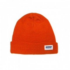"RADIALL ビーニー ""C-10 WATCH CAP"" (Orange)"