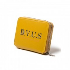 "Deviluse 財布 ""MINI WALLET"" (Yellow)"