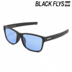 "BLACKFLYS サングラス ""FLY CRUISER"" (Matt Black/Lt.Blue)"