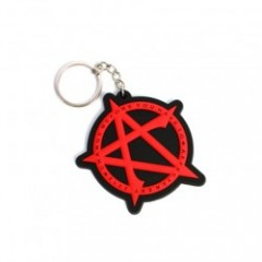 "AFFECTER キーホルダー ""BEFORE KEY CHAIN"" (Red)"