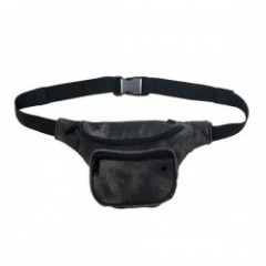 "Bumbag ウエストポーチ ""DAZED DELUXE BUMBAG"" (Black)"