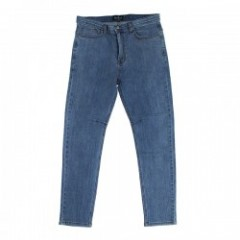 "Deviluse デニム ""TAPERED DENIM PANTS"" (Light Blue)"
