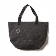"Deviluse バッグ ""DVUS BIG BAG"" (Black)"