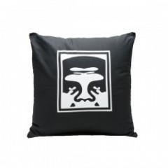 "OBEY クッション ""EIGHTY NINE PILLOW"" (Black)"
